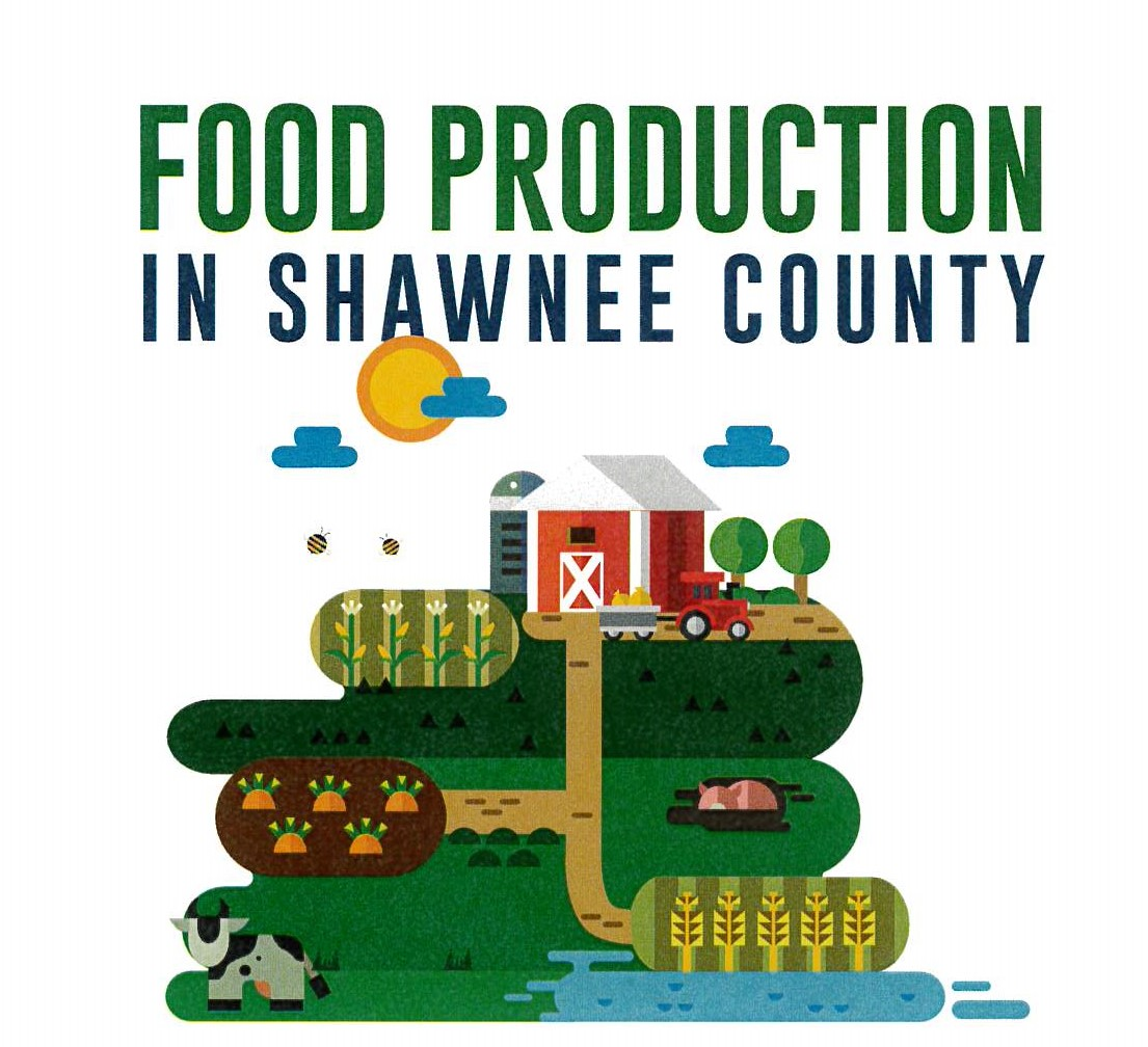 Food Production in Shawnee County
