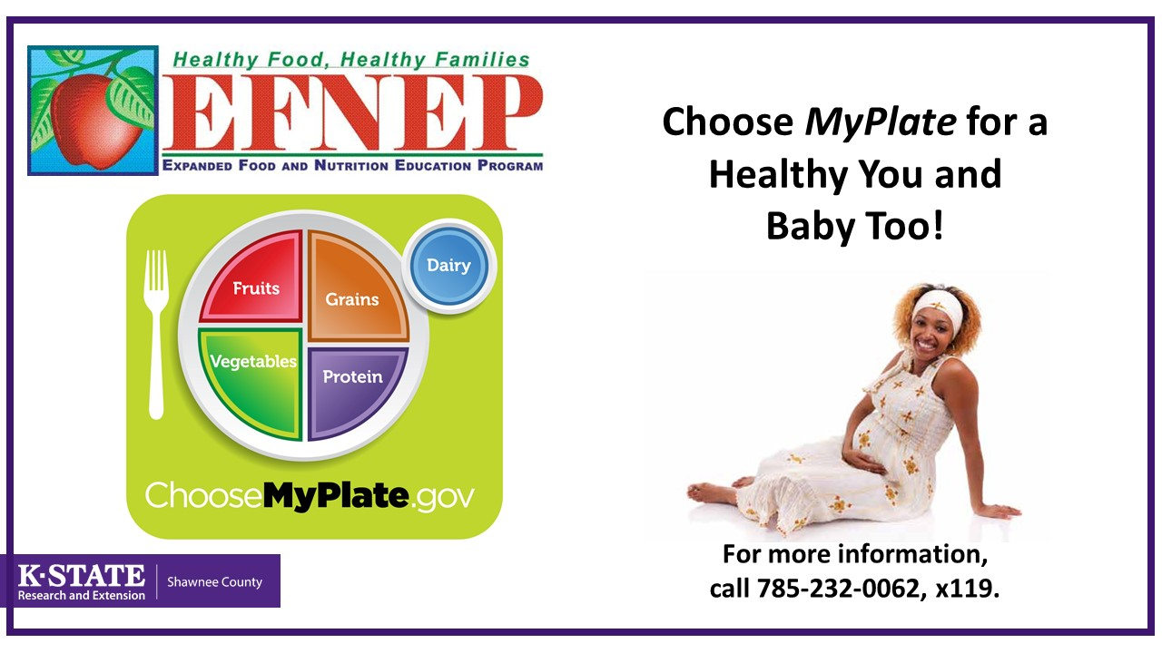 MyPlate for Pregnancy
