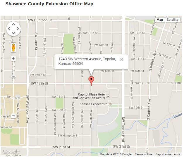 SNCO Ext Office map